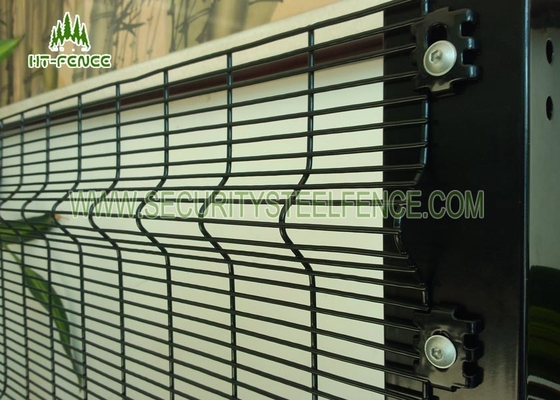 China Customized Size Anti Climb Fence Panels For Living Area And Private Field supplier