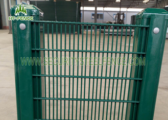 China Airport Security Anti Climb Fence System Anti - UV With Corrosion Resistance supplier