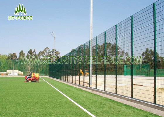 China Hot - Galvanized 868 Double Loop Wire Garden Fence With Aging Resistance supplier