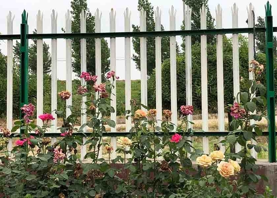 China Steel Palisade Fence/ Metal Palisade Fencing/ Palisade Fence Panel supplier