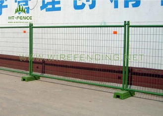 China Australian Standard Temporary Event Fencing 2400*2100mm Galvanized Steel Materials supplier