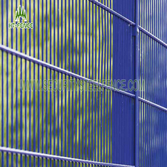 China PVC Galvanized Curved Metal Iron Garden Fence Panels ISO9001 Standard supplier