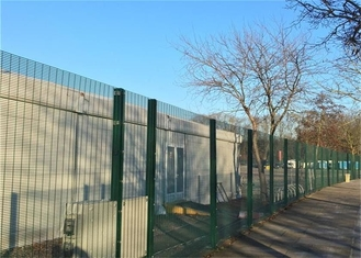 China Anti Climb and Anti Cut Fence Security Airport Prison Barbed Wire 358 Fence supplier