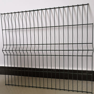 China 3DPanel Welded Mesh Fence , 3d Wire Mesh Galvanized / Coating Surface Treatment supplier