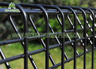 China Welded Wire Roll Top Mesh Fence Panel 2.4m Height With Aging Resistance factory