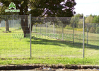 Electrical Galvanized Roll Top Mesh Fence Panels With Corrosion Resistance