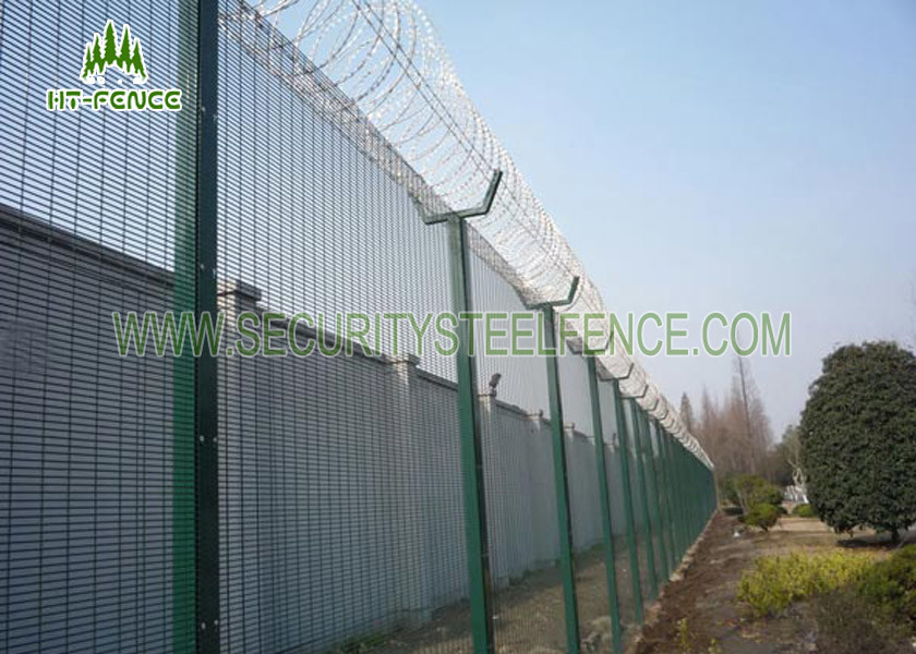 Quality Security Steel Fence & 358 Security Fence Manufacturer