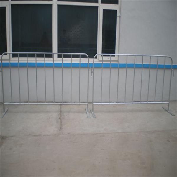Australian Standard Temporary Event Fencing 2400*2100mm Galvanized Steel Materials